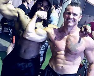 Training with Ryan Doris