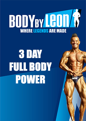 3 Day Full Body Power