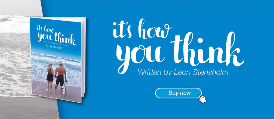 it's how you think Leon Stensholm book