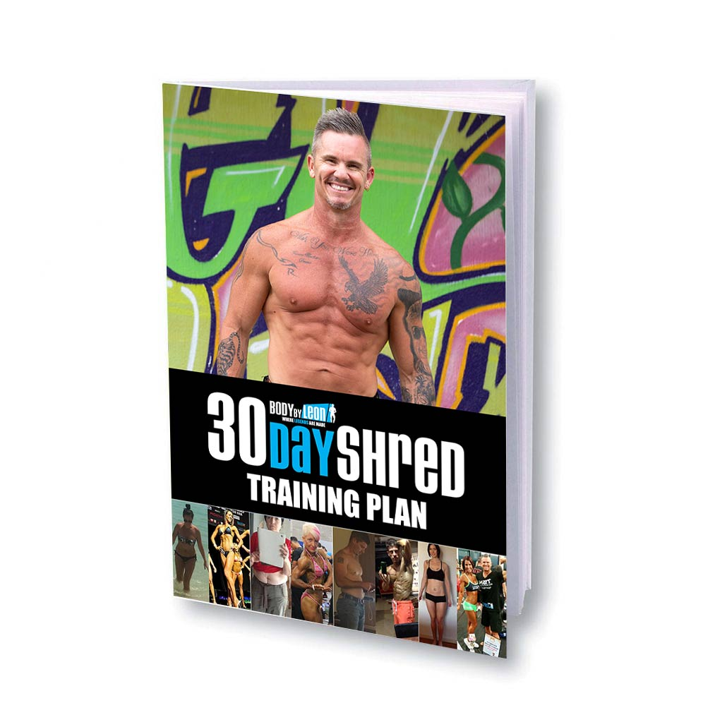 30-Day-Shred-training-plan
